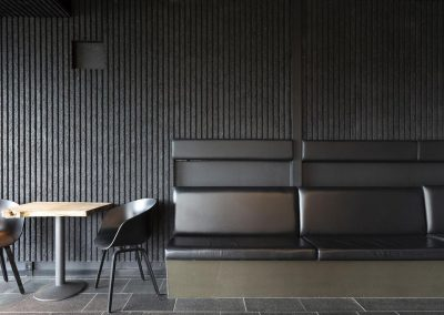 Troldtekt-Holzwolleleichtbauplatten