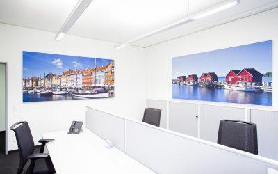 Das Akustikbild – the making of the artsorber® print